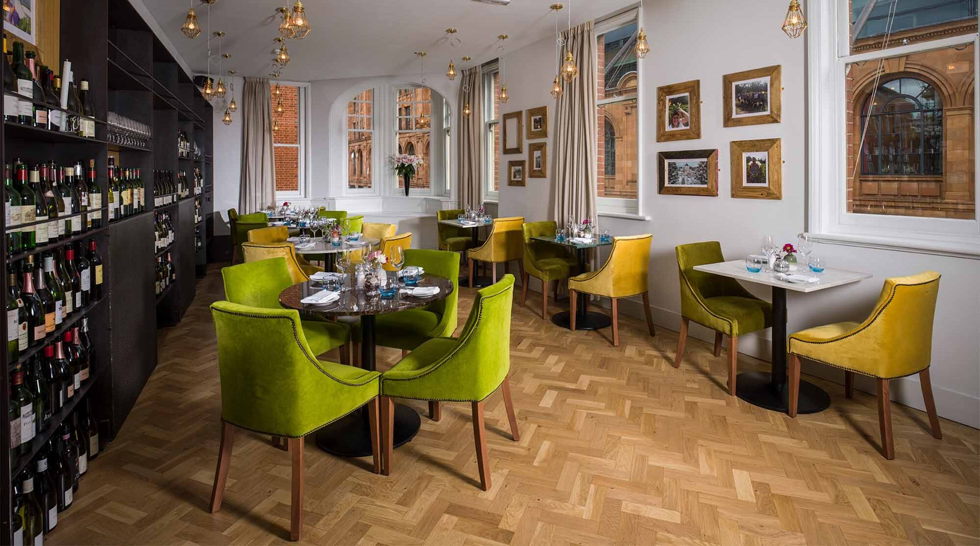 2850 South Kensington Private Dining Room