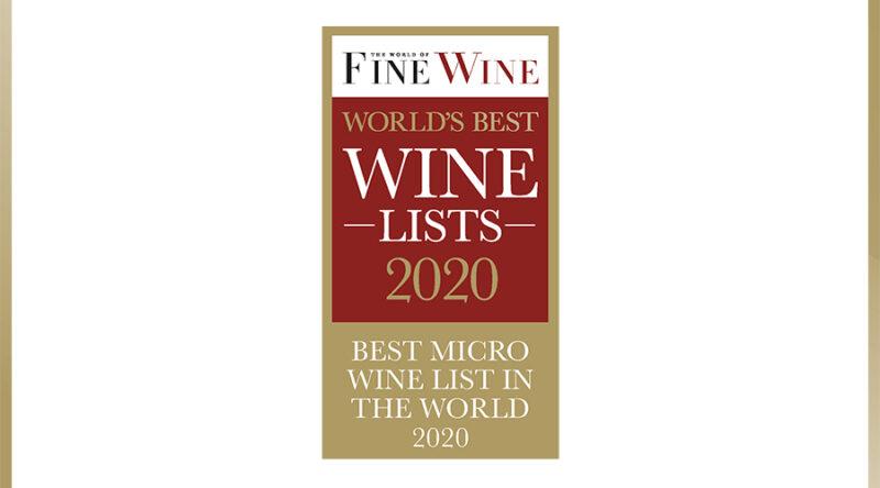 28-50 World's Best Micro Wine List