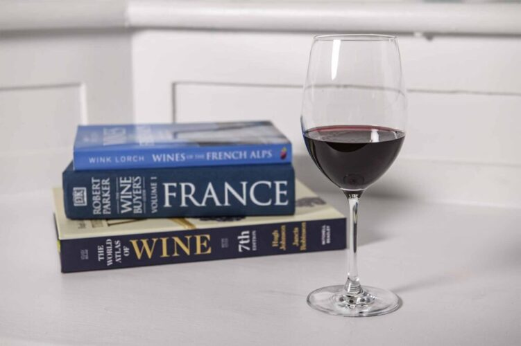 28-50 Books and Wine