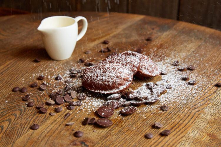 28-50 Chocolate Madeleine