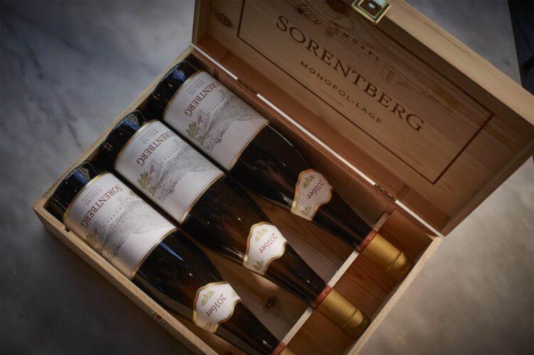 28-50 Sorentberg Riesling Wine