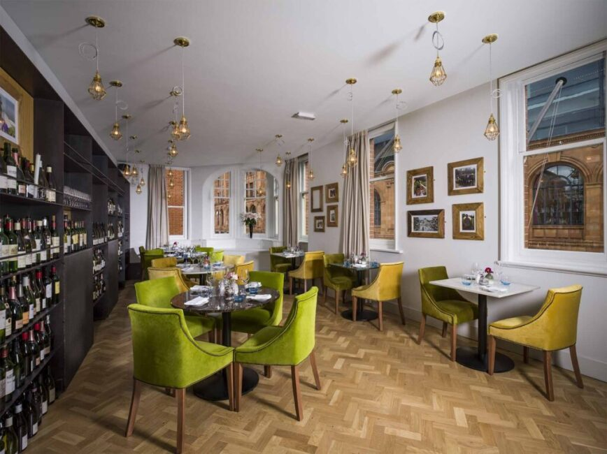 28-50 South Ken Private Dining Room 2
