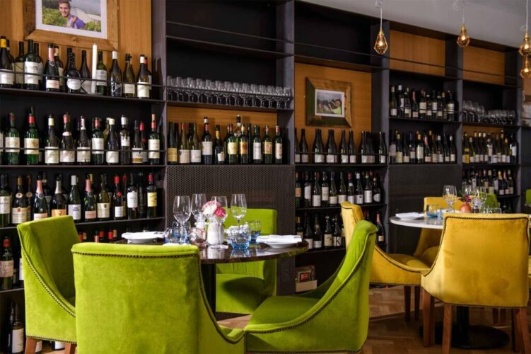 28-50 South Ken Private Dining Wine Collection