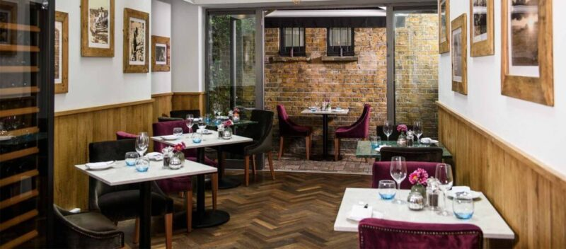 28-50 South Kensington Restaurant