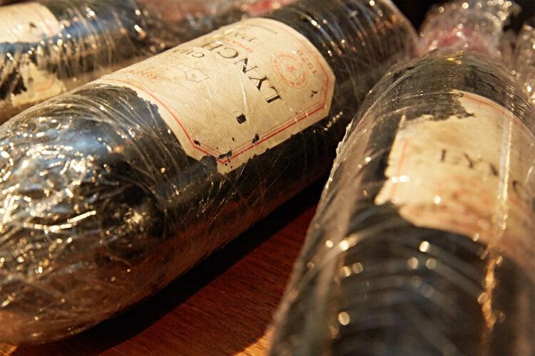 28-50 Wine Bottles