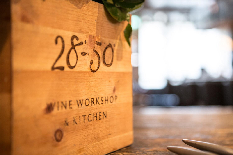 28-50 Wine Workshop And Kitchen
